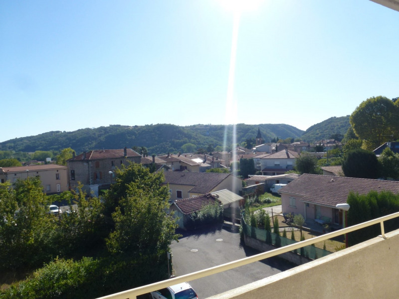 Location appartement St uze 450€ CC - Photo 4
