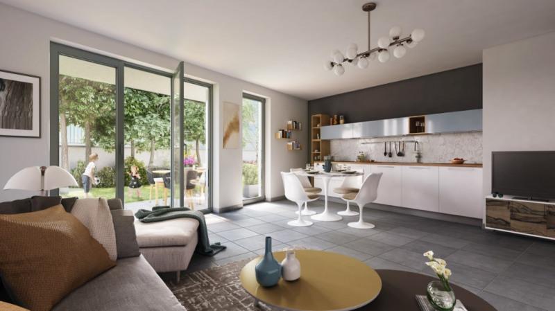 Sale apartment Aix les bains 223000€ - Picture 2