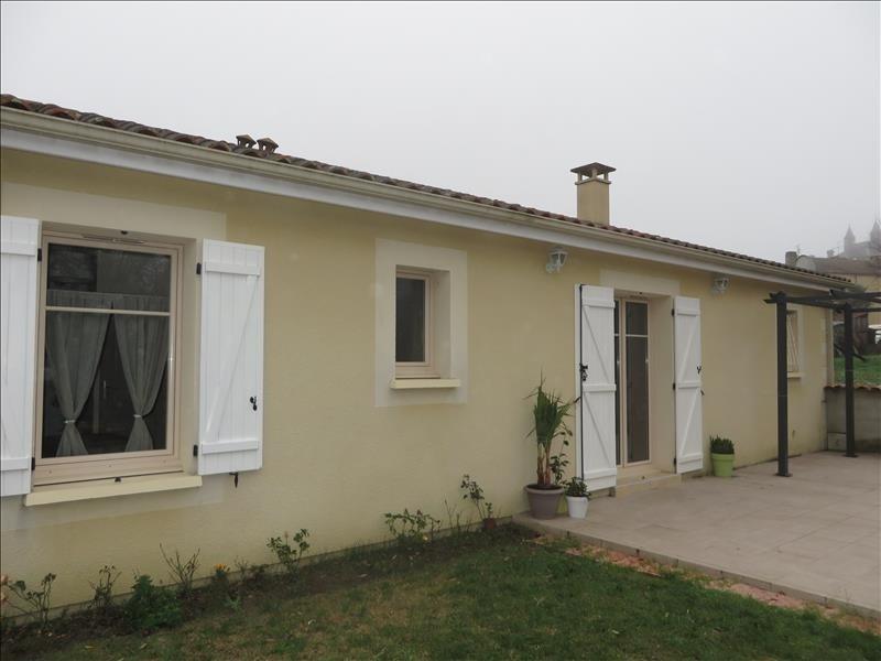 Location maison / villa Villefranche de lonchat 570€ CC - Photo 1