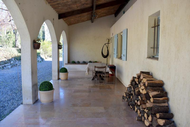 Vente maison / villa Fayence 598000€ - Photo 23