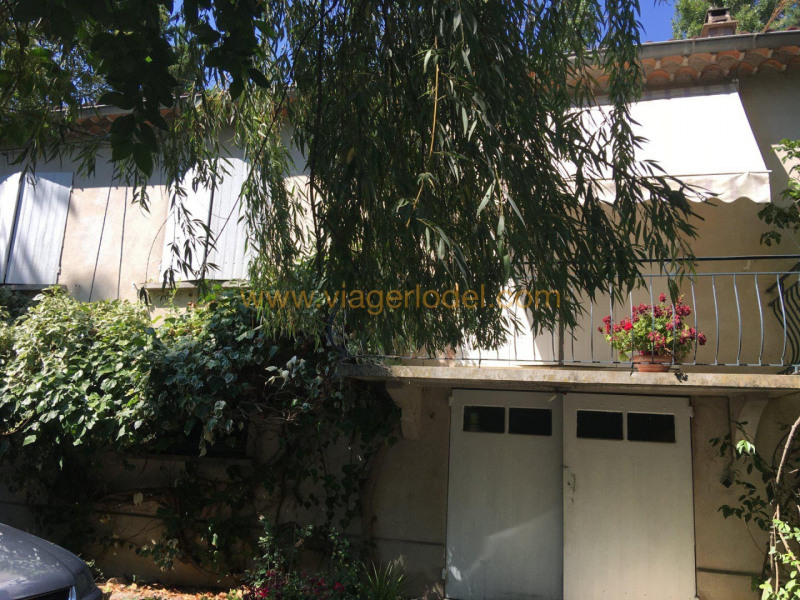 Life annuity house / villa Orange 60 500€ - Picture 1
