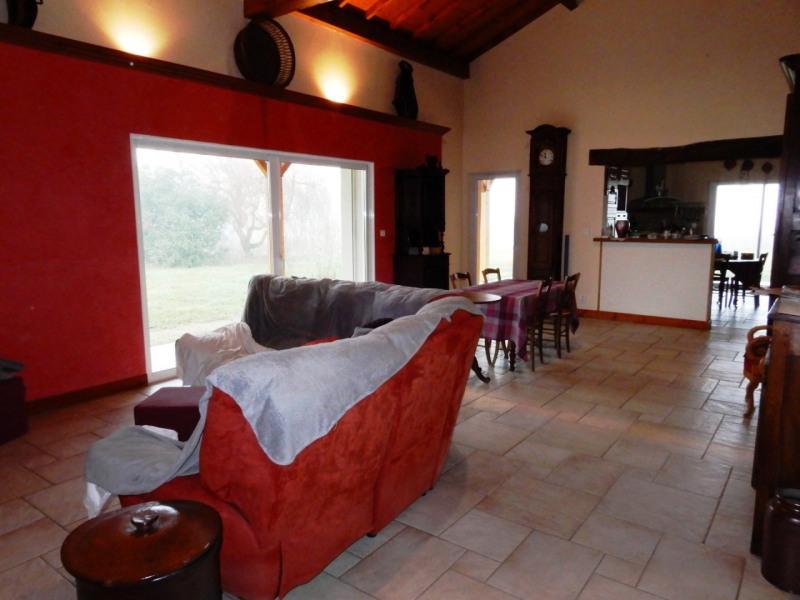 Vente maison / villa Villemoirieu 410000€ - Photo 3