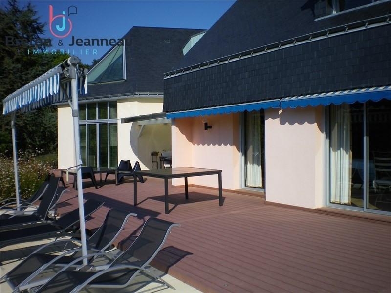 Vente maison / villa St berthevin 436800€ - Photo 4