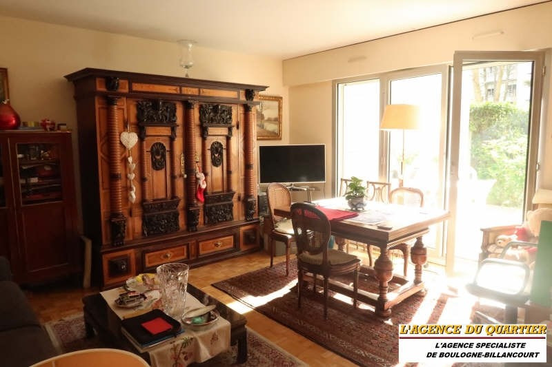 Vente appartement Boulogne billancourt 225 000€ - Photo 1