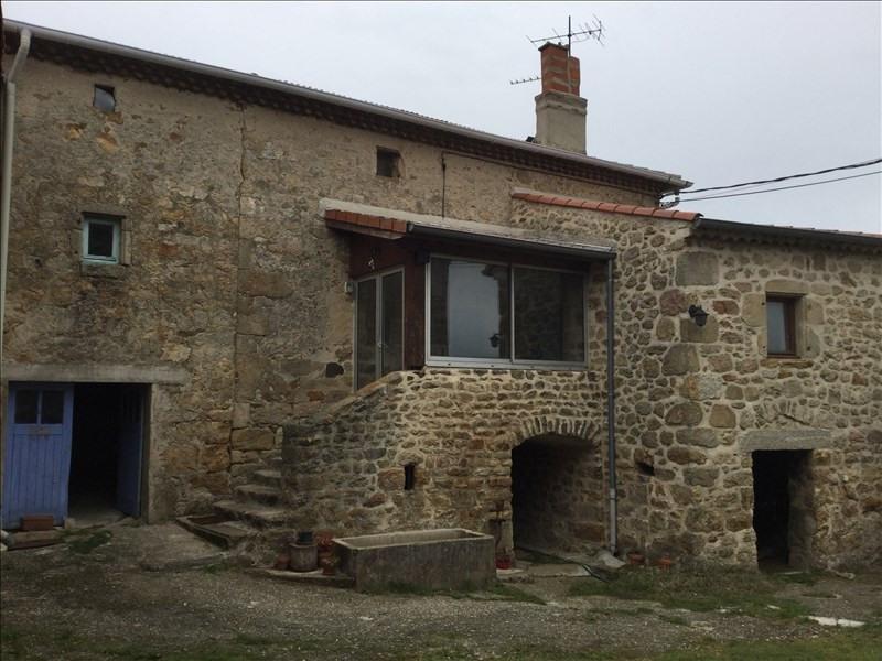 Venta  casa Saint victor 87000€ - Fotografía 1