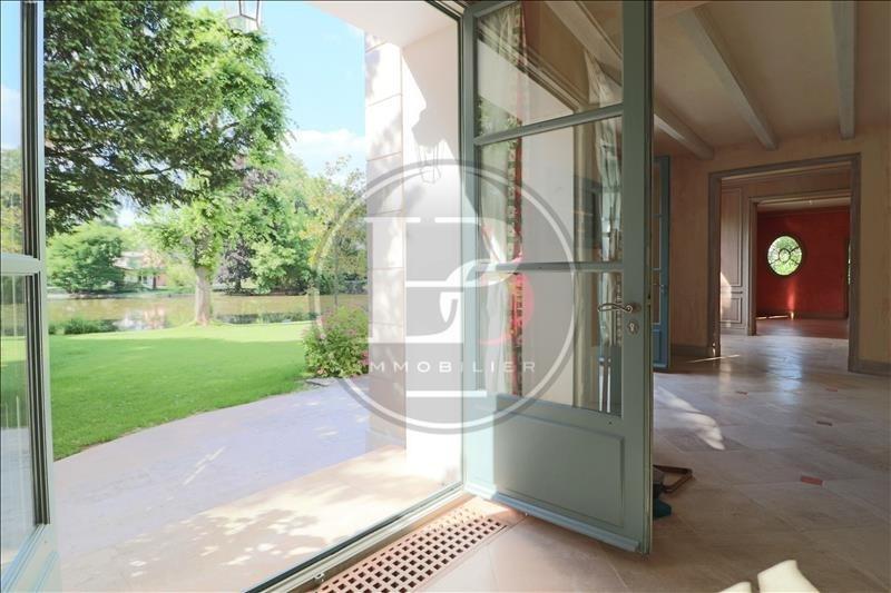 Immobile residenziali di prestigio casa Le vesinet 3190000€ - Fotografia 6