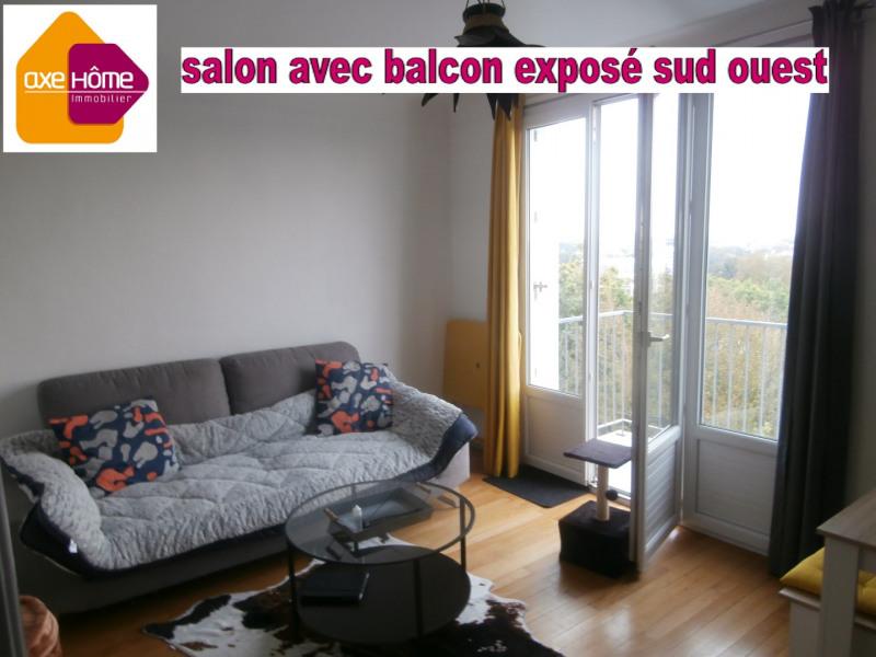 Sale apartment Nantes 148000€ - Picture 2