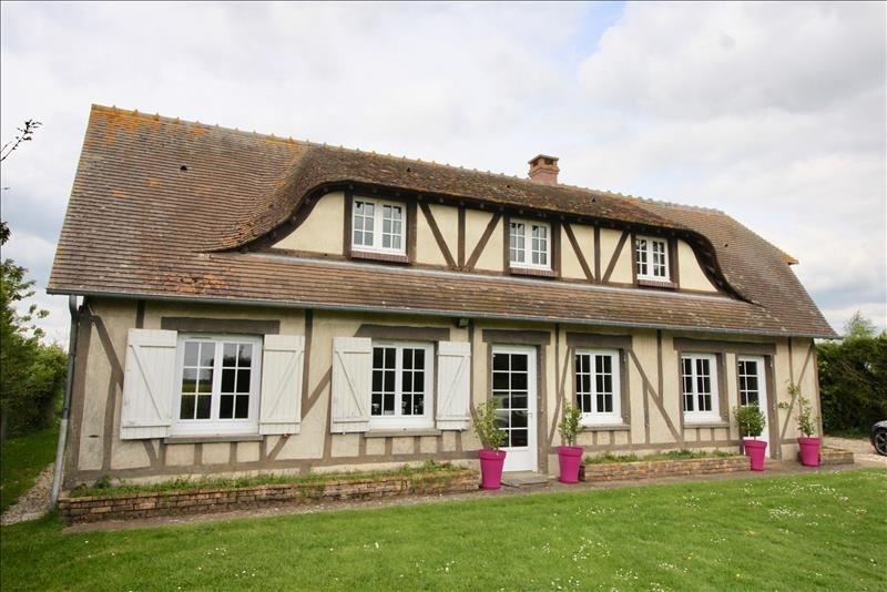 Vente maison / villa Breteuil sur iton 213000€ - Photo 1