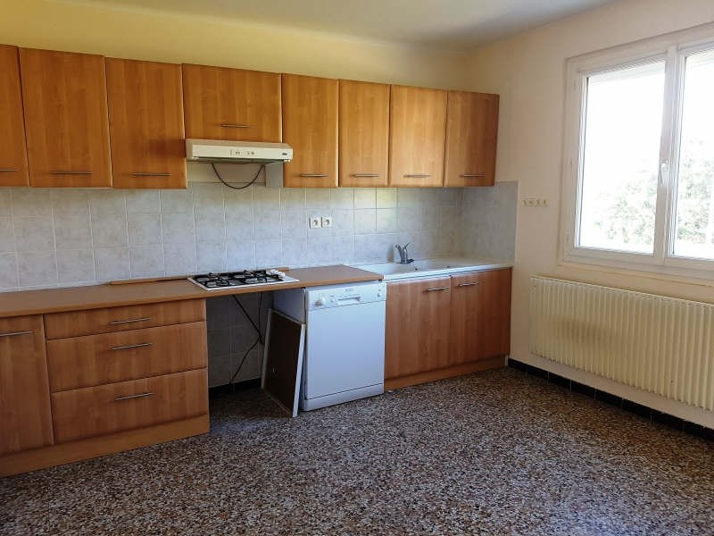 Rental apartment Salaise sur sanne 590€ CC - Picture 1