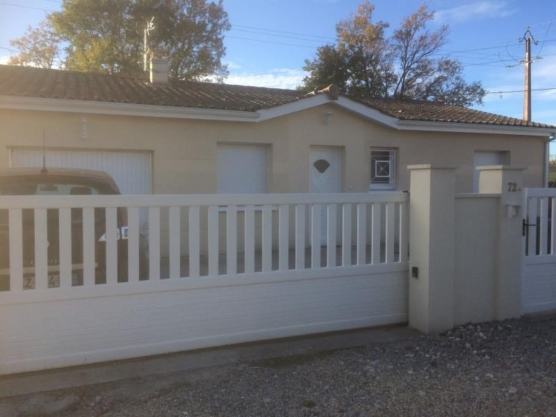 Vente maison / villa St medard en jalles 320000€ - Photo 1