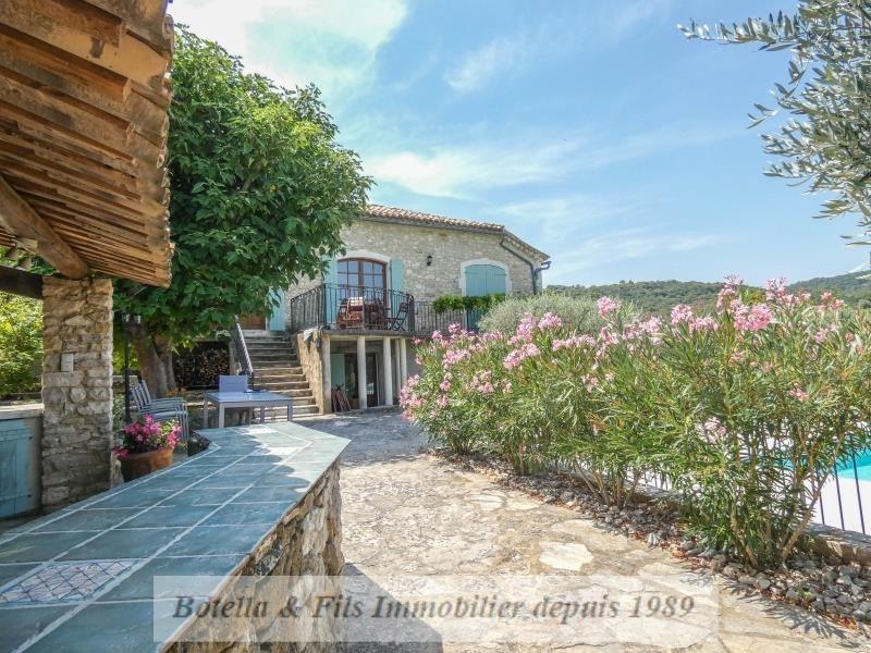 Venta de prestigio  casa Uzes 760000€ - Fotografía 10
