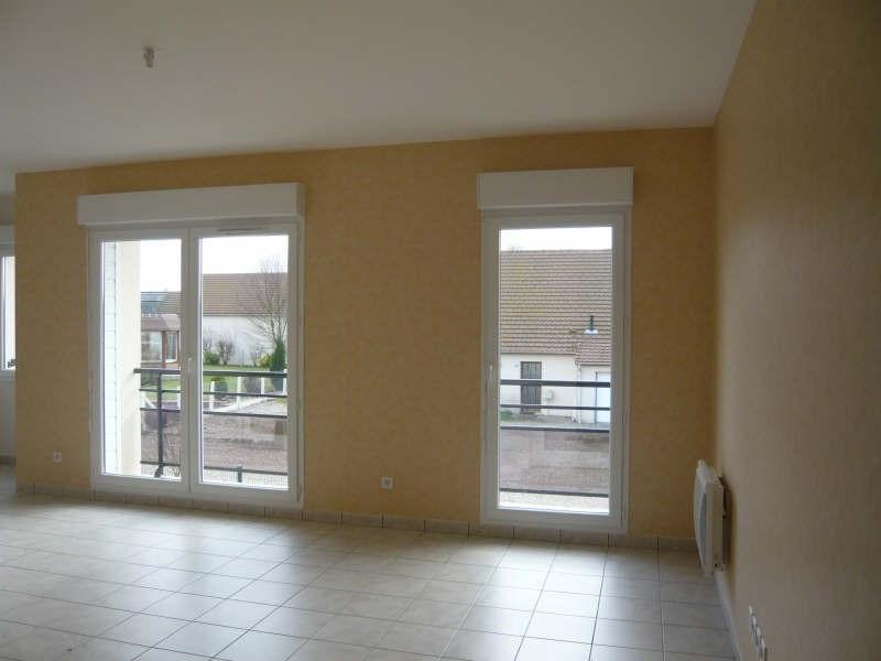 Rental apartment Fauville en caux 696€ CC - Picture 2