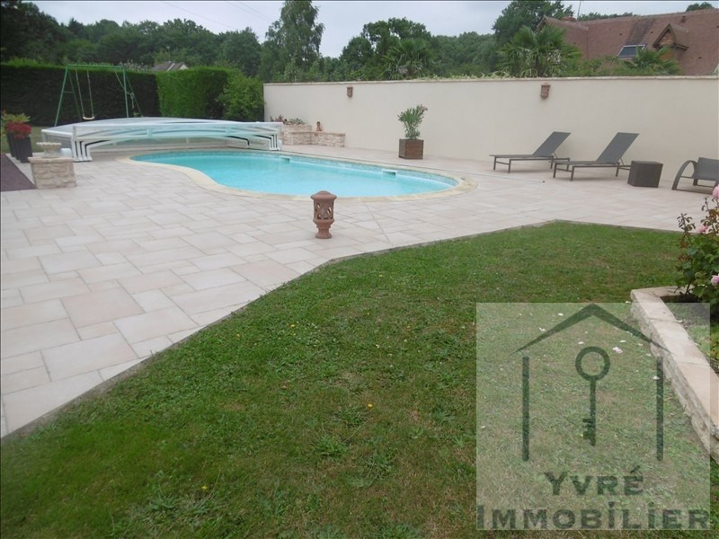 Sale house / villa Yvre l'eveque 364000€ - Picture 6