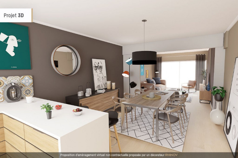 Sale apartment Villeneuve loubet 235 000€ - Picture 2
