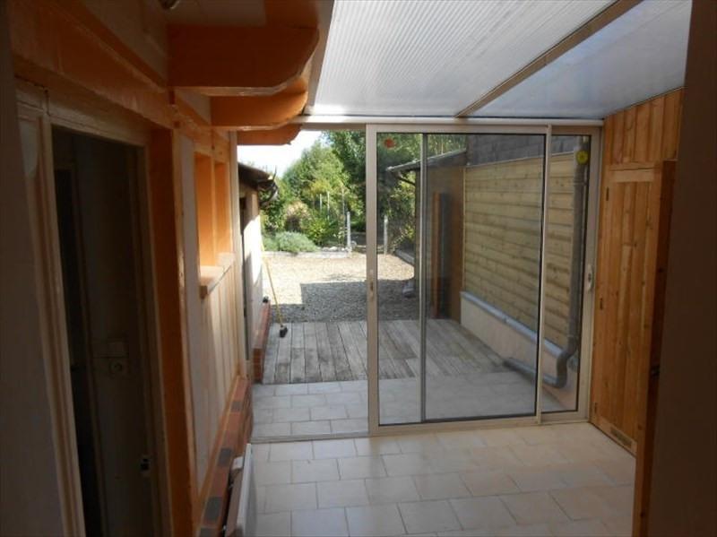 Sale house / villa La riviere st sauveur 159000€ - Picture 5