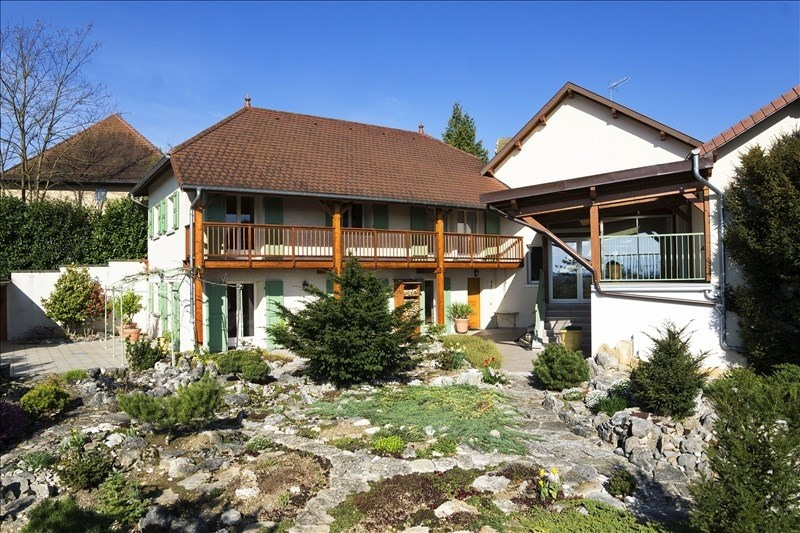 Deluxe sale house / villa Morestel 390 000€ - Picture 9
