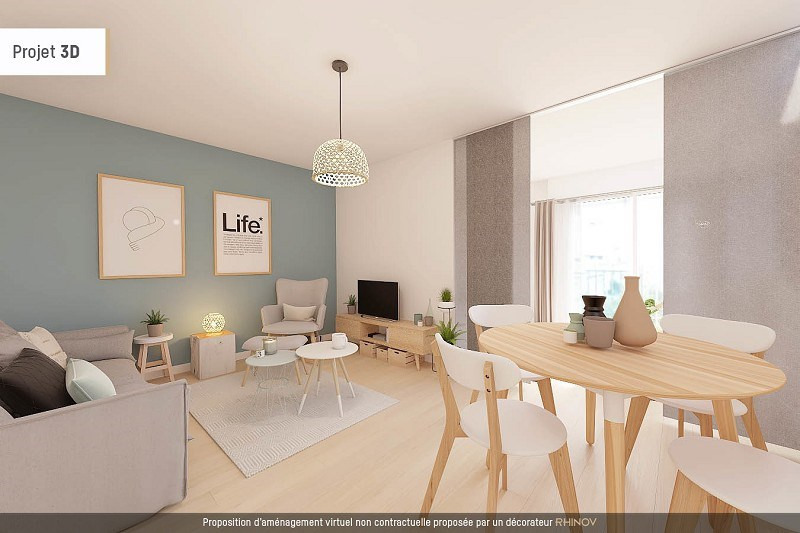 Sale apartment Paris 12ème 560 000€ - Picture 1