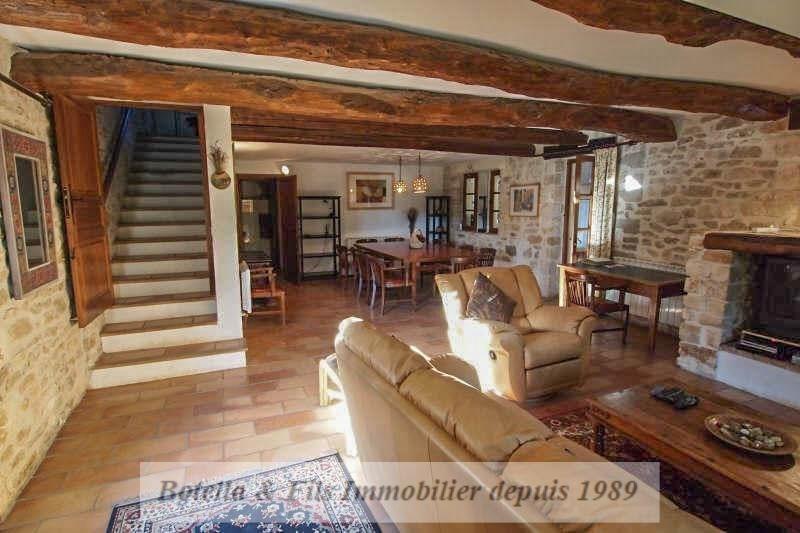 Verkoop van prestige  huis Uzes 985000€ - Foto 4
