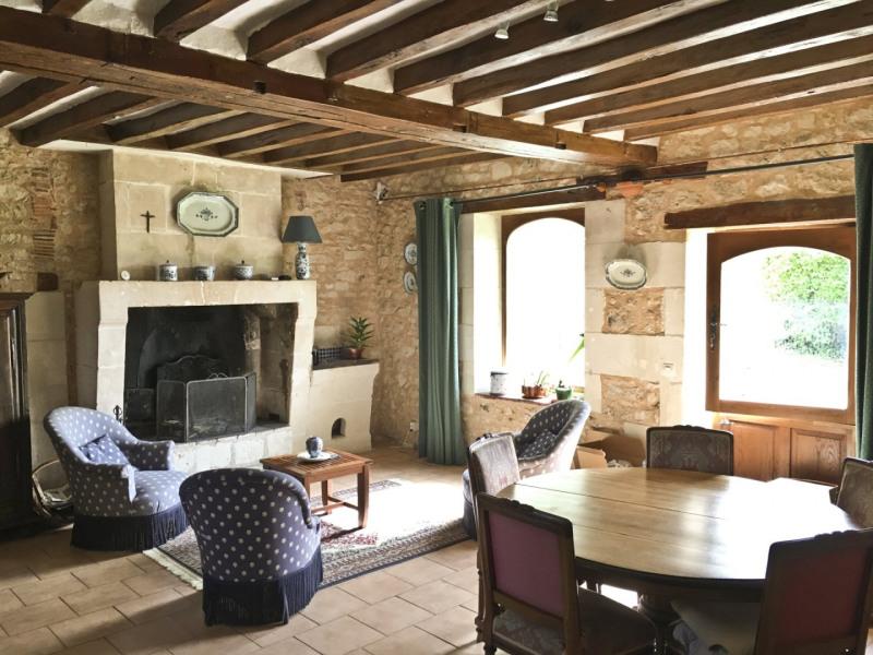 Vente maison / villa Saint-quentin-sur-indrois 199500€ - Photo 9