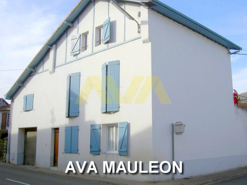 Vente immeuble Mauléon-licharre 170 000€ - Photo 1