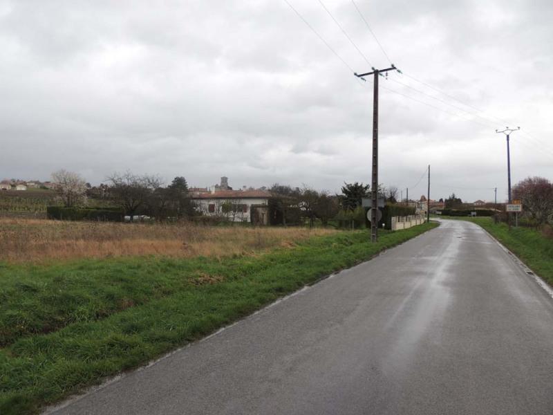 Vente terrain Juillac-le-coq 22000€ - Photo 3