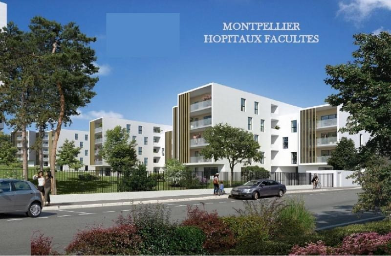 Sale apartment Montpellier 227 000€ - Picture 1