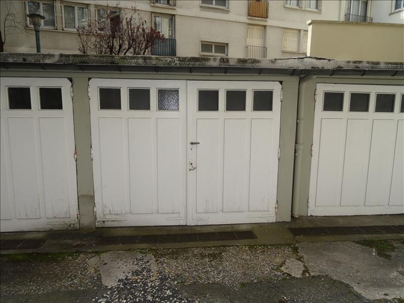 Vermietung parkplatz/box Vincennes 130€ CC - Fotografie 2