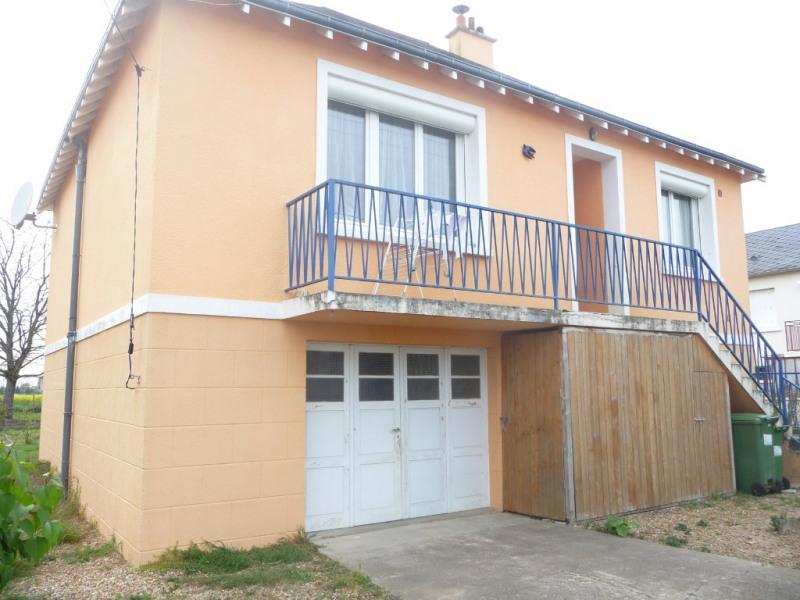 Rental house / villa Montoire sur le loir 600€ CC - Picture 1