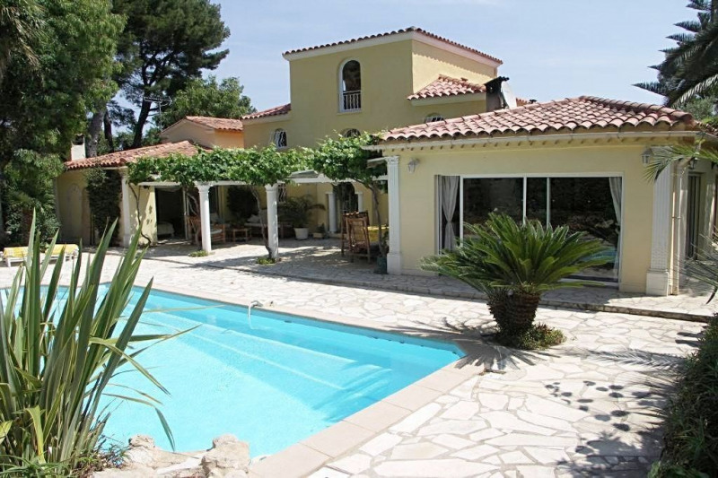 Deluxe sale house / villa Cap d'antibes 2 600 000€ - Picture 1