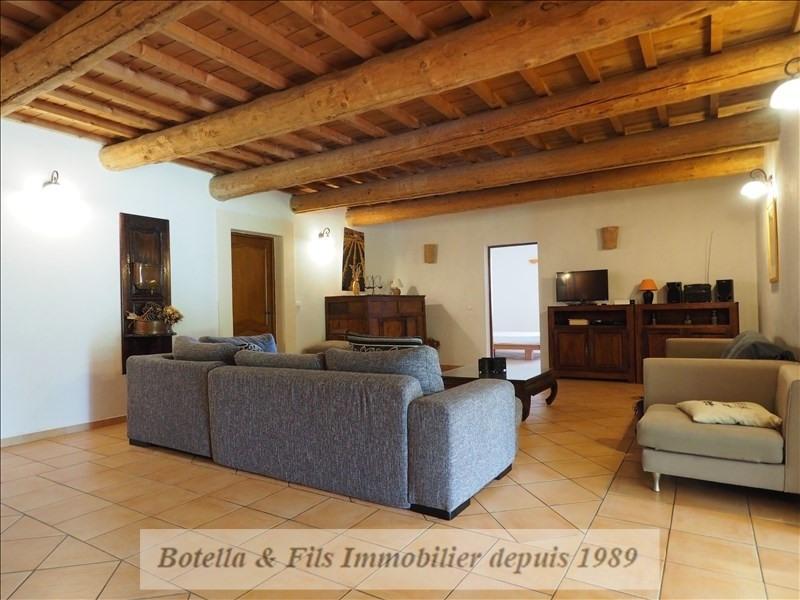 Verkoop van prestige  huis Uzes 929000€ - Foto 17
