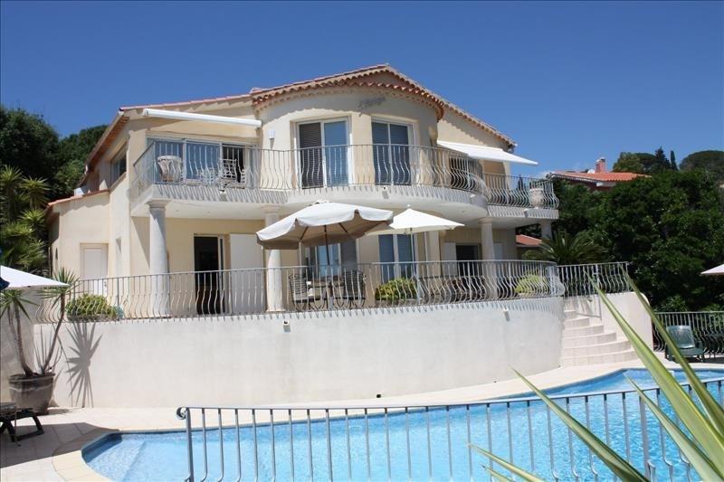 Deluxe sale house / villa Les issambres 1550000€ - Picture 3