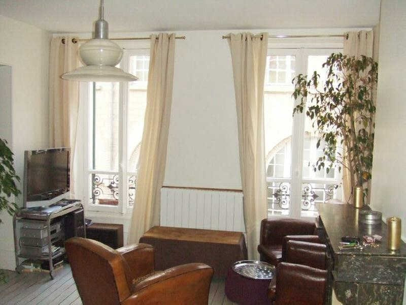 Rental apartment Maisons laffitte 975€ CC - Picture 1