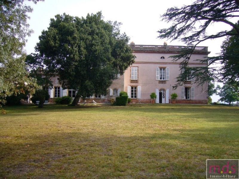 Vente de prestige maison / villa Montastruc-la-conseillere secteur 1295000€ - Photo 1