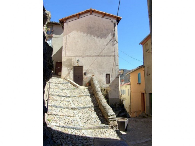 Vente maison / villa Prats de mollo la preste 80000€ - Photo 1