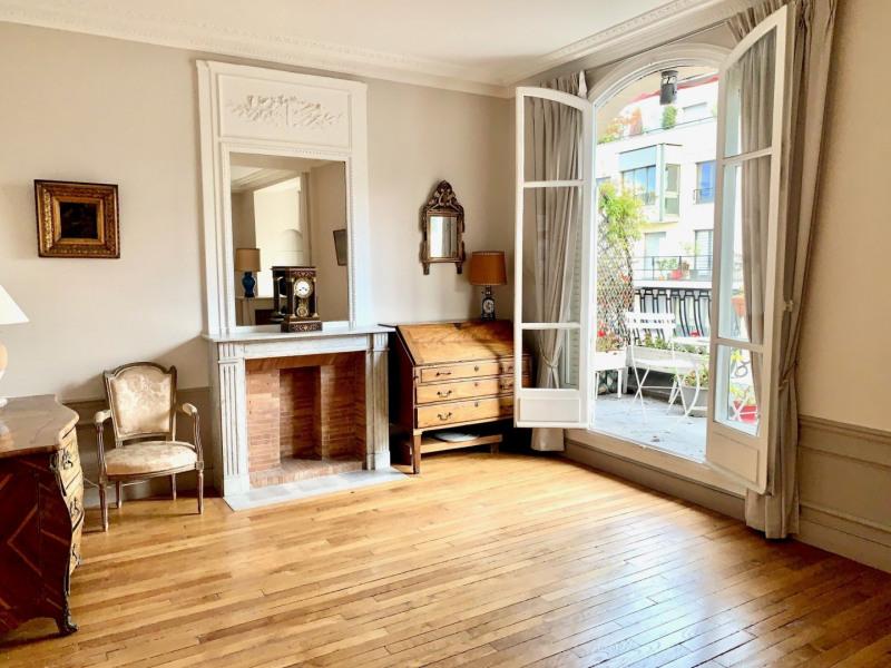 Locação apartamento Paris 15ème 4300€ CC - Fotografia 5