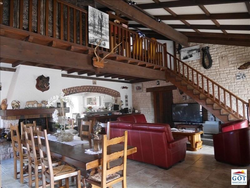 Deluxe sale house / villa Claira 408000€ - Picture 2