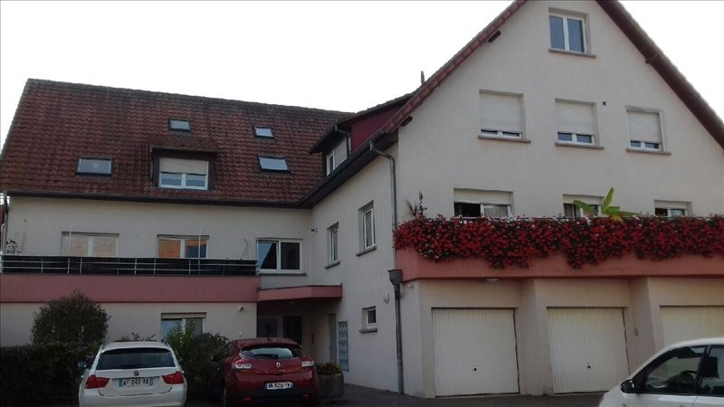 Vermietung wohnung Wissembourg 540€ CC - Fotografie 1