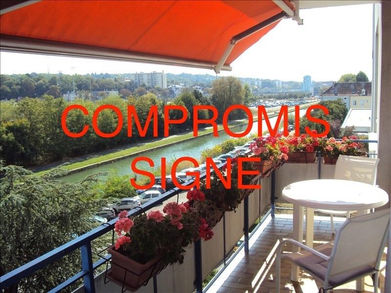 Sale apartment Mulhouse 99000€ - Picture 1
