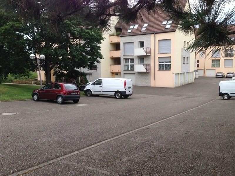 Vermietung wohnung Illkirch graffenstaden 453€ CC - Fotografie 2