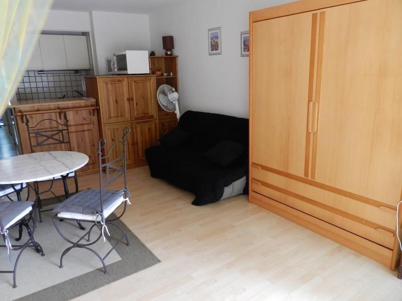 Vendita appartamento La grande motte 104500€ - Fotografia 1