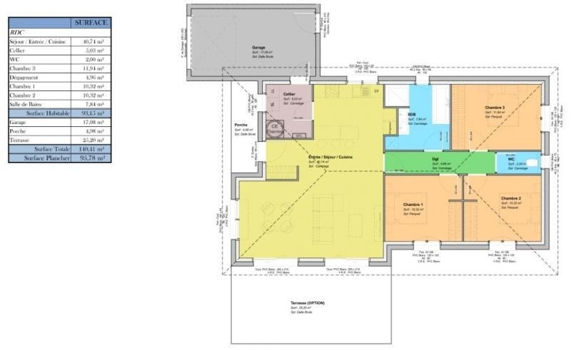 Sale house / villa Ousse 265000€ - Picture 2