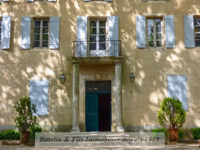 Vente de prestige maison / villa Uzes 1590000€ - Photo 6