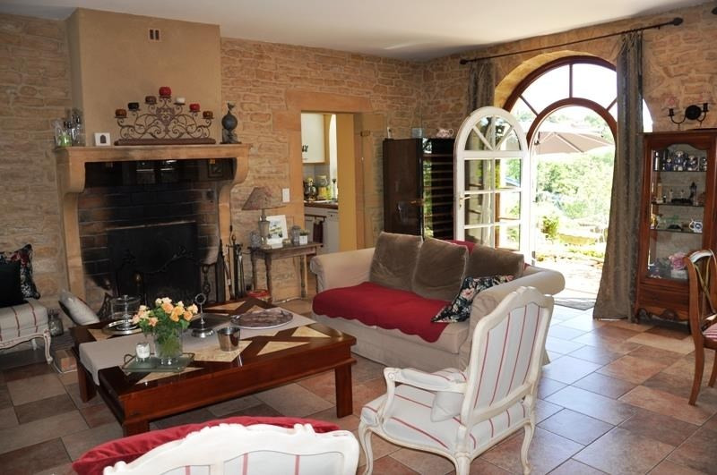 Vente maison / villa Liergues 510 000€ - Photo 8