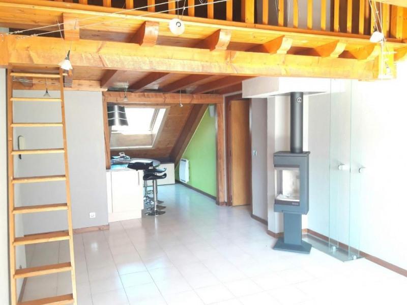 Vente appartement Sallanches 219000€ - Photo 2