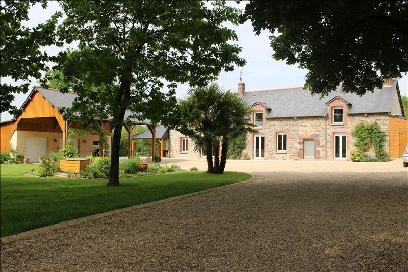 Revenda casa Rennes 428450€ - Fotografia 1