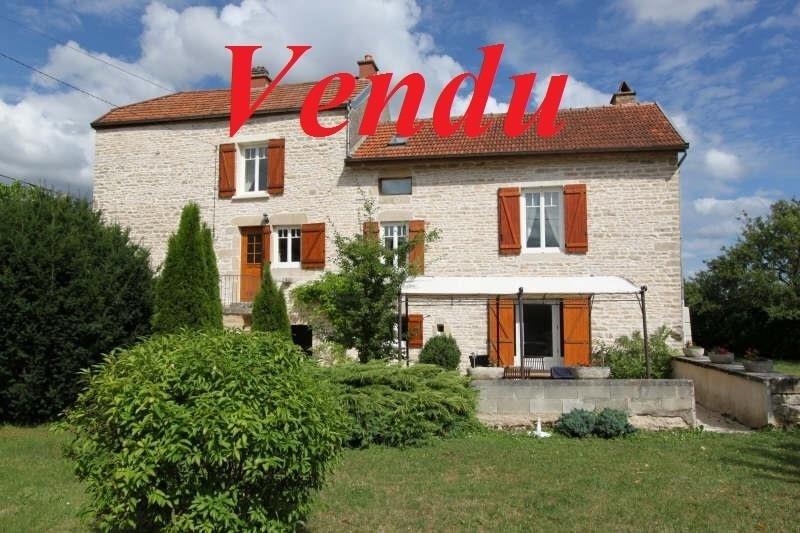 Vente maison / villa A 15 mins de chatillon 139000€ - Photo 1