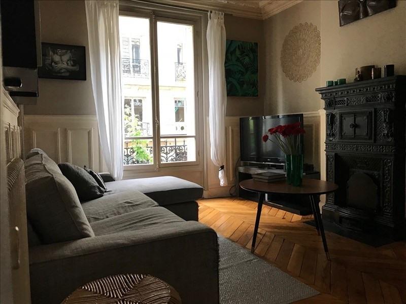 Vente appartement Paris 14ème 610000€ - Photo 2