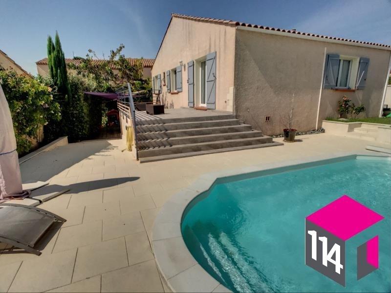 Sale house / villa St bres 351900€ - Picture 2