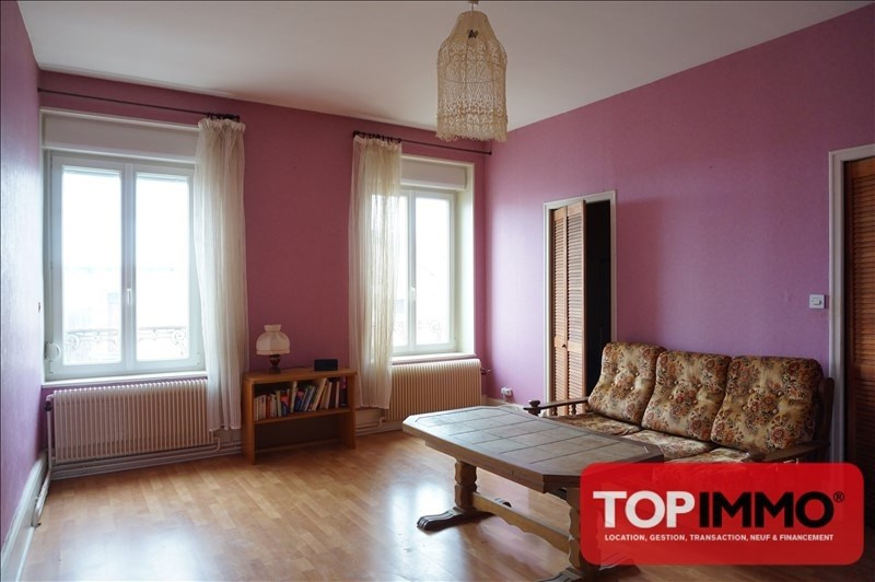 Sale house / villa Baccarat 49 500€ - Picture 3