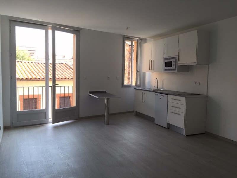 Rental apartment Toulouse 557€ CC - Picture 2